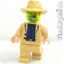 M165 Lego Custom The Mask Minifigure NEW