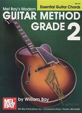 Mel Bay's Modern Guitar Method Grade 2 Essential Guitar Chords