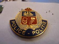 BIG  PIN'S  GENDARMERIE  POLICE  BELGE   /       RARE