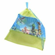 Disney toy story drawstring bedroom play storage organizer toy cast