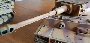 """HENG LONG 1/16TH SCALE RC. TIGER 1. """"KURSK TIGER""""."""