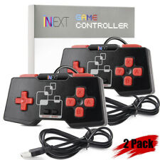 2 x iNNEXT Classic USB SNES Gamepad Controller For PC MAC and Raspberry Pi
