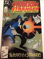 The Phantom Stranger #1 Comic Book DC 1987