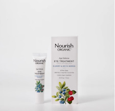 Nourish Organic Age Defense Eye Treatment  Dry Skin .5 oz