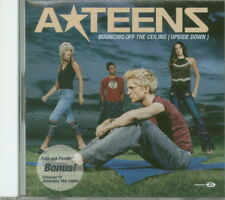 ATEENS CD - BOUNCING OFF THE CEILING (UPSIDE DOWN) - USED - LIKE NEW