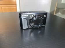Canon PowerShot SX740 HS Digital Camera - Black - Barely Used