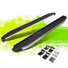 """5.75"""" Metallic Side Step Nerf Bars Running Boards Left+Right for Honda CRV 12-16"""