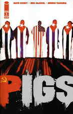 Pigs #1 VF; Image | save on shipping - details inside