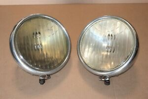 1930 1931 Ford Model A AA Twolite Commercial Headlights Rat Rod No Reserve
