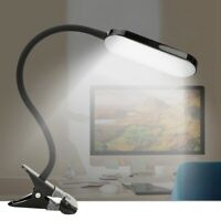 Fashion LED Flexible Tattoo Study Reading Book Light Clip-On Bed Table Desk Lamp
