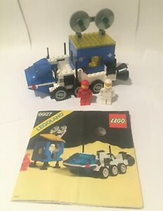 Lego Classic Space #6927 All Terrain Vehicle (1981) with instructions