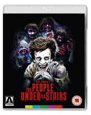 THE PEOPLE UNDER THE STAIRS - BLU-RAY - REGION B UK