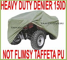 ATV Cover Honda TRX500  RINCON CC GRAY hdtx5r-atchsg1X2