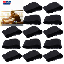 15pc Black Elastic Arm Band Armband Respect Funeral Mourning Sport Team Football
