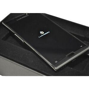 Lumigon T3 128GB Black/Black Steel Dual-SIM Factory Unlocked 4G/LTE - 14 Days