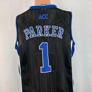 Nike Elite Jabari Parker Duke Blue Devils Jersey NCAA College Basketball Sewn L