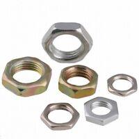 Hexagon Half/Lock/Thin Nuts Fine Pitch Thread Hex Nuts M7 M8 M9 M10 M12 M14 M16