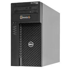Dell t1650 workstation PC Processore Intel Core i7 3770 RAM 16gb SSD 240gb quadro k2000 w10