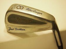 MACGREGOR JACK NICKLAUS VIP CAST # 8 IRON  MENS R/H-STIFF- FREE SHIPPING IN USA
