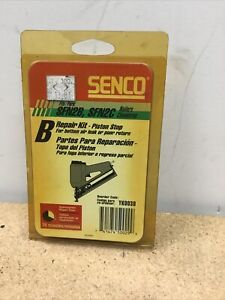 NOS OEM GENUINE SENCO SFN2B SFN2C Nailer Piston Stop Repair Kit B YK0030