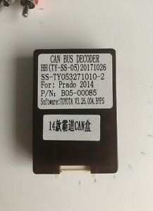 Can Bus Decoder Adapter Toyota for Android Car Stereo !!!FREE SHIPPING!!!