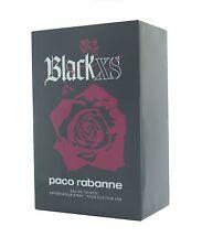 Black XS for Her Paco Rabanne EDT Eau De Toilette for Women New & Sealed 80ml