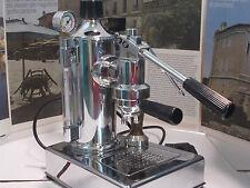RARE Zacconi Baby Riviera chrome luxury lever espresso machine 110V/220V B2