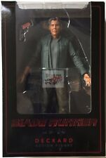 "DECKARD 'Harrison Ford' BLADE RUNNER 2049 NECA 2017 7"" INCH Action FIGURE"