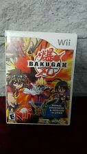 Bakugan Battle Brawlers - Nintendo Wii Game