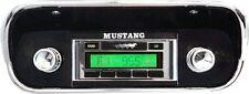 1967-1968 Mustang radio AM/FM USA-230 IPOD XM MP3 200 Watt Aux Input