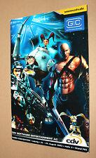 2003 CDV Games Convention Heft Neocron / Breed / No Man'y Land / Lula 3D etc