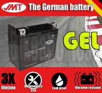 JMT Gel battery-YTX20HL-BS-Harley Davidson FXSTD 1450 Softail Deuce-2000-2003
