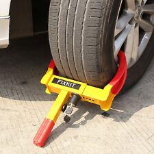 Radkralle Parkkralle Diebstahlsicherung Wegfahrsperre Reifenkralle PKW Anhänger