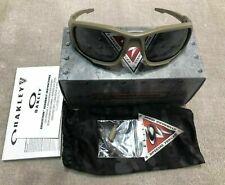 Oakley SI Ballistic Shocktube OO9329-04 Terrain Tan / Grey Sunglasses