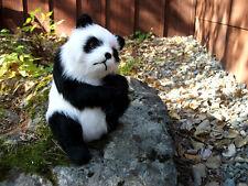 REALISTIC PANDA BEAR Rabbit Fur ANIMAL REPLICA Prop Toy P1600 FREE SHIPPING USA