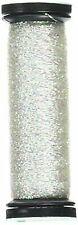 Kreinik Blending Filament 1-ply 55yd Pearl 740482000401