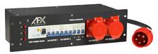 AFX PBOX-M32 POWER BOX STROMVERTEILER 32A EVENT BÜHNE DJ STROM