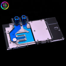 By RGB VGA GPU Water Cooling Block For ZOTAC GeForce GTX1080 1070 AMP Edition