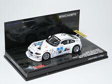 BMW Z4 M E86 24h ADAC Nürburgring 2007 #50 Schubert Minichamps 400072750 1:43