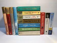 Lot Of 14 Danielle Steel Books In Both Hardcover & Paperback