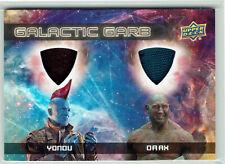Guardians of the Gakaxy Vol 2 Marvel Galactic Garb Costume DM-13 Yondu Drax