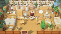 MUJI Shop Outdoor Furniture Set 66 PCs - New Horizons [Original Design]