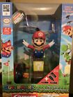 Nintendo Super Mario with Cape Carrera RC Flying Helicopter Nes