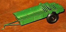 VINTAGE FARM SPREADER QUALITY CONTROL/REFERENCE TRU-TOY SCALE ROCKFORD