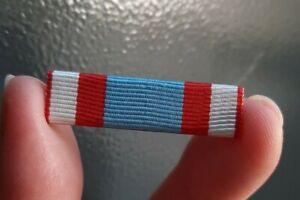 F09207 support dixmude médaille opérations de sécurité maintien ordre barrette