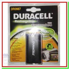 Batteria Ricaricabile DURACELL DR0987 = Hitachi VM-BP13 x VM-D975LA VM-H995LA