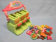 Littlest Pet Shop LOT Treat Center+12 Pcs Random Accessory Biggest Playset NICE!