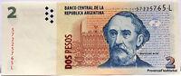 ARGENTINE billet neuf 2 PESOS  MUSEE MITRE PICK 352 UNC 2012 - Series L
