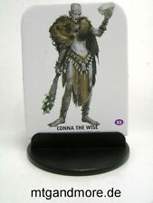 Pathfinder Battles Pawns / Tokens - #052 Conna the Wise - Rise of the Runelords