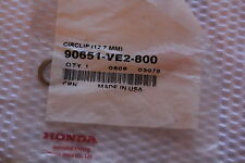 HONDA HRM215 HRB216 LAWN MOWER REAR WHEEL CIRCLIP GENUINE OEM
